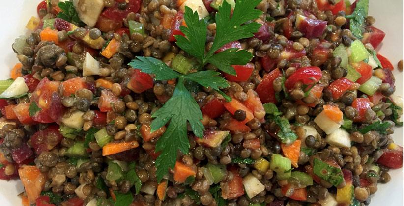 lentils protein source