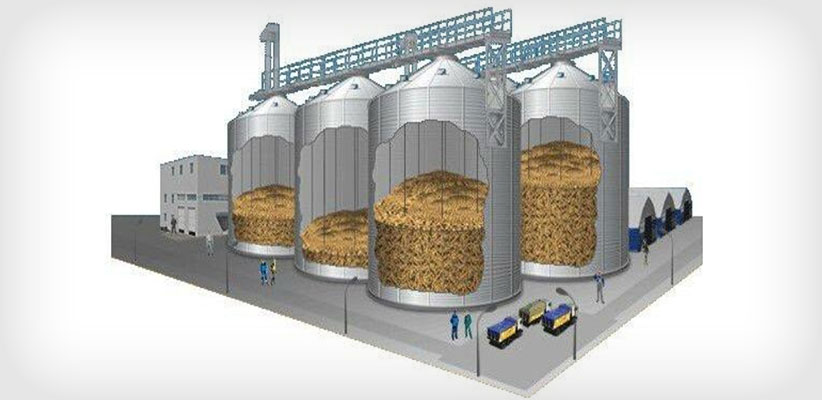 Long Term Grain Storage