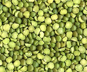 split green peas product